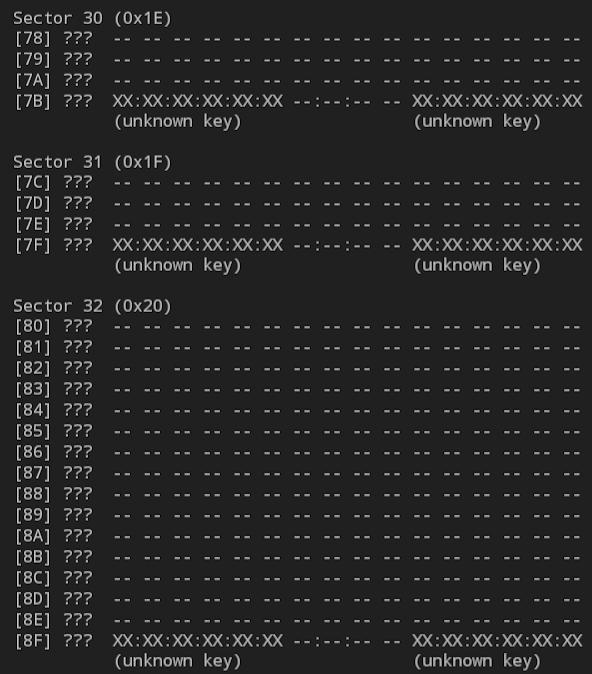 Mifare Classic - HF RFID (13,56Mhz) - Технологии - Каталог